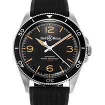 Bell & Ross Watch BR V2-92 BRV292-HER-ST/SRB