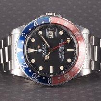 Rolex GMT-Master 16750 - Matte Mk2