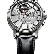 Zenith Academy pre-owned 45mm White gold