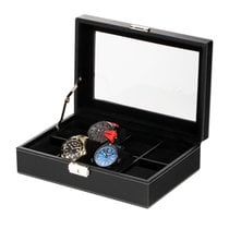 Rothenschild German Luxurious Lockable Box for 8 Watches - New