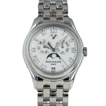 Patek Philippe Annual Calendar White gold 37mm White United States of America, Maryland, Baltimore, MD