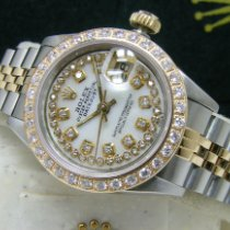 Rolex Lady-Datejust 69173 1989 pre-owned