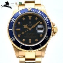 Rolex Submariner Date Yellow gold 40mm