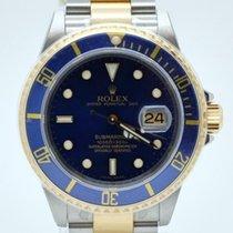 Rolex Submariner Date Gold/Stahl 40mm Blau Deutschland, Berlin