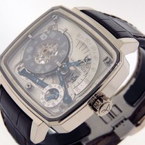 Hautlence Witgoud 43mm Handopwind HL04 tweedehands