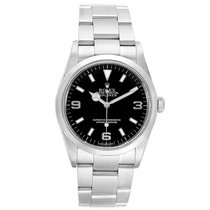 Rolex Explorer Steel 36mm Black Arabic numerals United States of America, Georgia, Atlanta