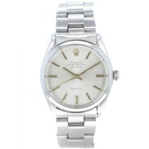 Rolex Air King Precision Steel 34mm Champagne
