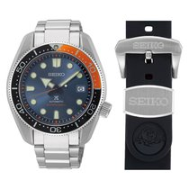 Seiko Prospex Steel 44mm Blue