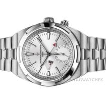 Vacheron Constantin Overseas Dual Time Steel 41mm Silver No numerals United States of America, Florida, Aventura