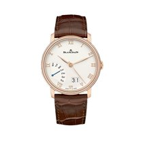 Blancpain Rose gold 38mm Automatic 6668-3642-55B new