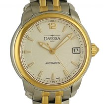 Davosa Gold/Steel 34mm Automatic 16618410 new