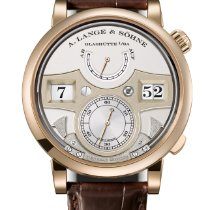 A. Lange & Söhne Zeitwerk Rose gold 44mm Silver United States of America, Florida, Sunny Isles Beach