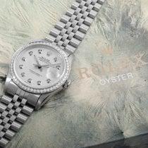 Rolex Datejust 16014-silver-diam-bez-jub 1970 rabljen