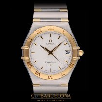 Omega Constellation Quartz Acero y oro 35mm Plata España, Barcelona