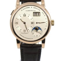 A. Lange & Söhne 109.032 Rose gold 2004 Lange 1 38.5mm pre-owned United States of America, New York, New York