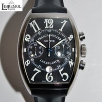 Franck Muller Casablanca 8885 C CC DT Very good Steel Automatic