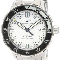 IWC IW356805 Steel Aquatimer Automatic 2000 44mm pre-owned