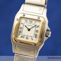 Cartier Santos (submodel) 1057930 1995 pre-owned