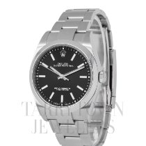Rolex Oyster Perpetual 39 Steel 39mm Black United States of America, New York, Hartsdale