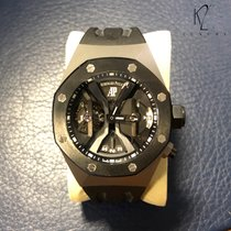 Audemars Piguet 26560IO.OO.D002CA.01 Titanium Royal Oak Concept pre-owned