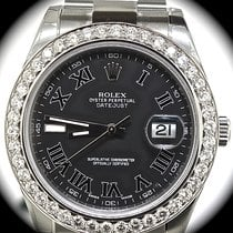 Rolex Datejust II new 2014 Automatic Watch with original box and original papers 116300