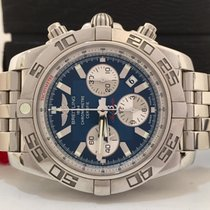 Breitling Chronomat B01 44mm Full Steel Completo Dez/2014