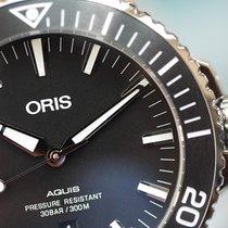 Oris Aquis Date Automatic #01 733 7730 4154-07 4 24 64EB