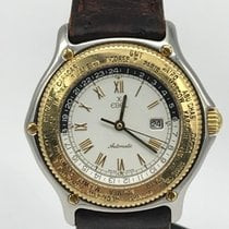 Ebel Or/Acier 38mm Remontage automatique 1124913 occasion France, paris