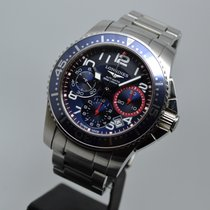 Λονζίν (Longines) HydroConquest Blue Automatic Chronograph...