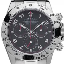 Rolex Daytona Racing Dial Cosmograph Stahl Automatik Chronogra...