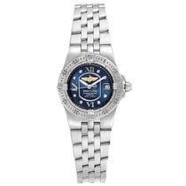 Breitling Starliner Steel 30mm Blue United States of America, Georgia, Atlanta