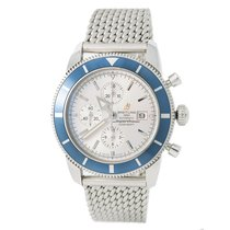 Breitling Superocean Heritage Chrono 46 A13320 Automatic Watch...