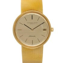 Audemars Piguet | A Yellow Gold Automatic Wristwatch With Date...
