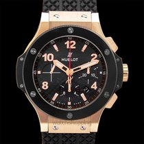 Hublot Big Bang 44 mm Rose gold 44mm Black United States of America, California, San Mateo