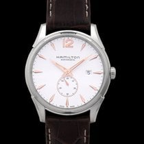 Hamilton Jazzmaster new 2020 Automatic Watch with original box and original papers H38655515
