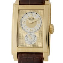 Rolex Cellini Prince Yellow gold 28mm United States of America, New York, New York