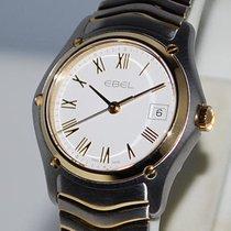 Ebel Classic Altın/Çelik 27.3mm Beyaz Arapça