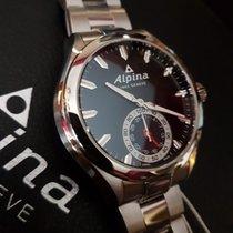 Alpina Horological Smartwatch Acero 45mm Negro España, Sevilla