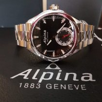 Alpina Horological Smartwatch Acero 45mm Negro España, Sevilla