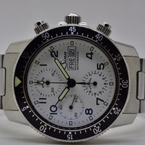 Sinn Chronograph 41mm Automatic 2006 pre-owned 103 White