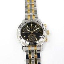 Tissot T-Sport PRS200 Chronograph T362/462 Black 18k Gold