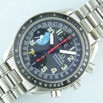 Omega Speedmaster Schumacher Triple Date