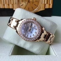 Rolex Lady-Datejust Pearlmaster 80298 2004 pre-owned
