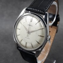 Angelus Steel 35mm Manual winding 1014 pre-owned