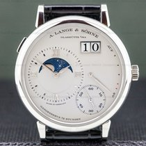 A. Lange & Söhne Platinum 41mm Manual winding 139.025 pre-owned United States of America, Massachusetts, Boston