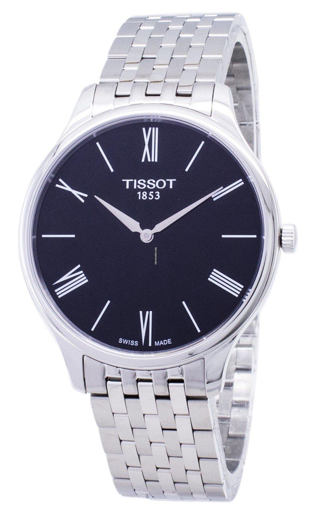 0e31c5617cb Tissot T-Classic Tradition 5.5 T063.409.11.058.00 T06340911058... voor 301  € te koop van een Seller op Chrono24