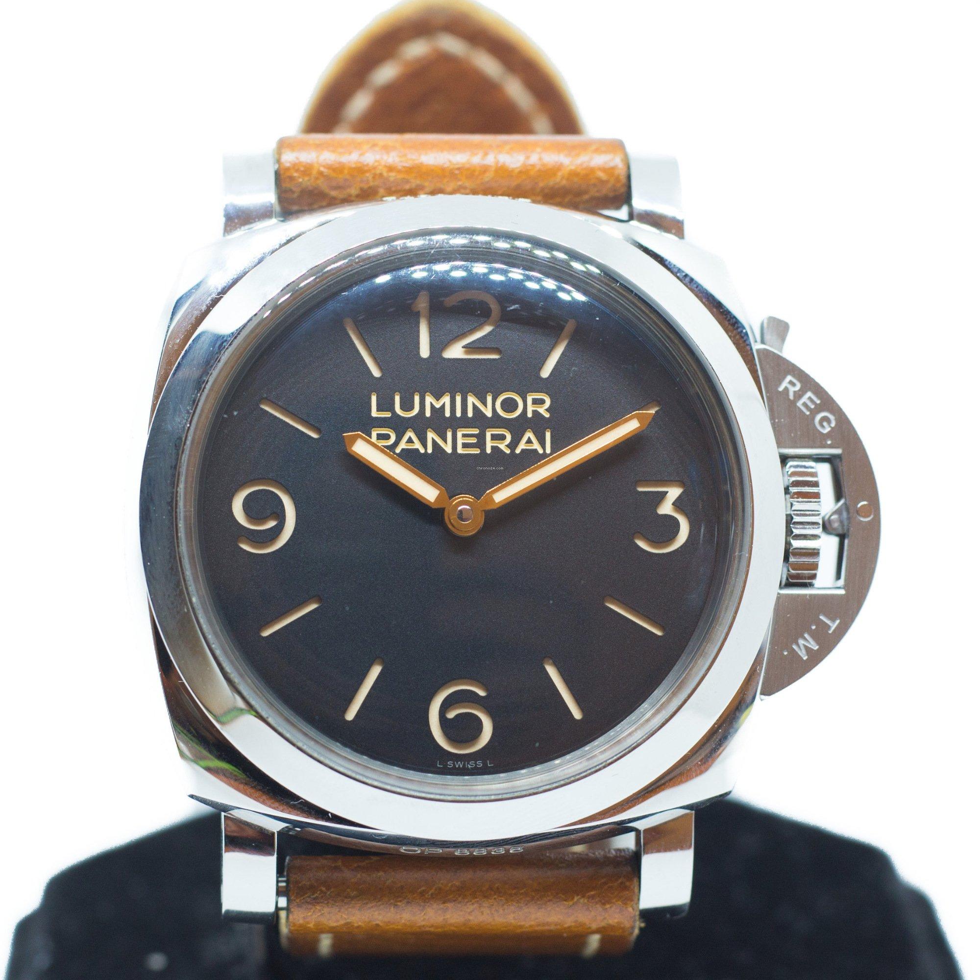 buy popular 5e34c 7c3fd パネライ ルミノール 1950 PAM 00372 価格 ¥633,473 | クロノ24