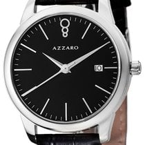 Azzaro Steel Quartz AZ2040.12BB.000 new