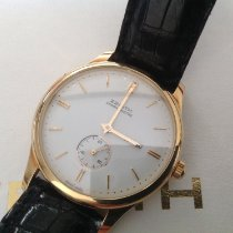 Zenith Yellow gold Manual winding White No numerals 35mm pre-owned Elite