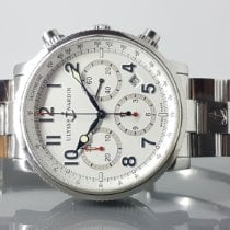 Ulysse Nardin pre-owned Automatic 40mm White